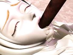 Hentai piece of baggage with regard to hardcore 3d movie